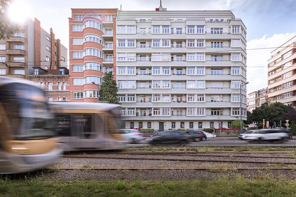 Tram Etterbeek - Real estate photographer Brussels - Photographe immobilier Bruxelles