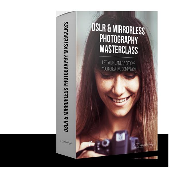 DSLR / Mirrorless Photography Course Masterclass