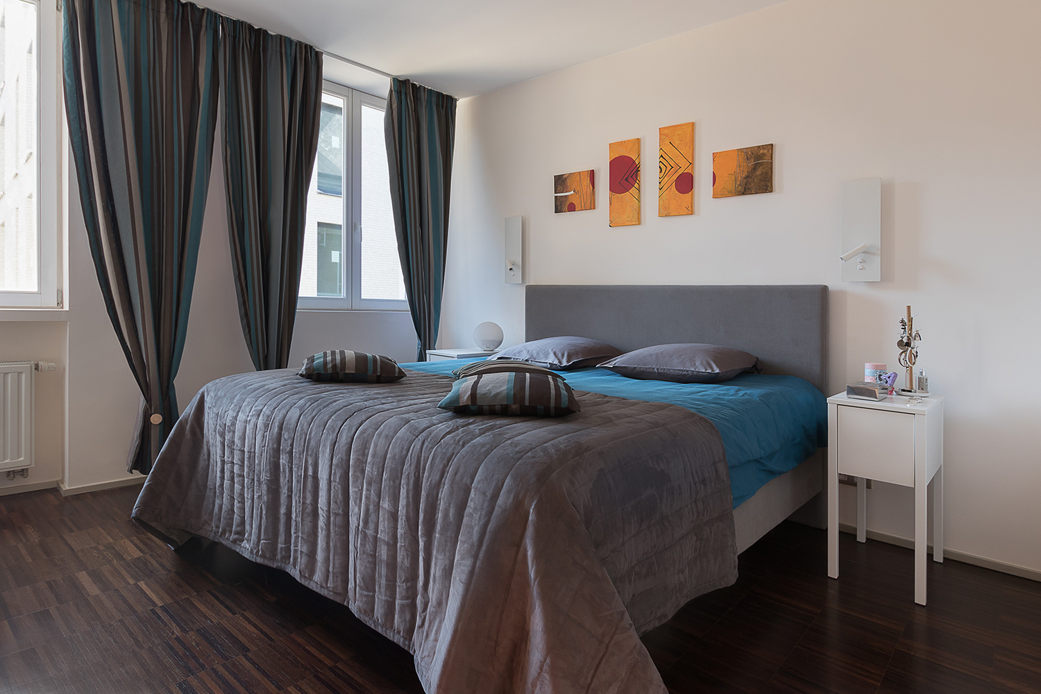 Bedroom - Professional real estate photography Brussels