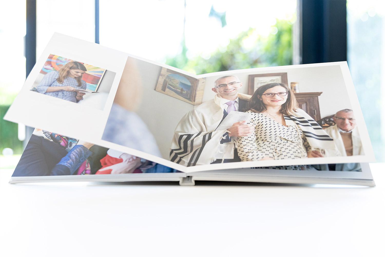 Impression livre photo mariage bapteme - photographe Bruxelles 02